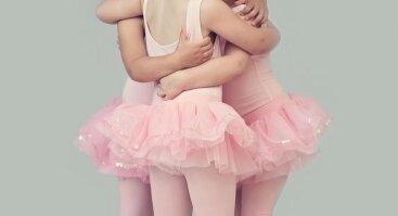 Baleto pamokėlės 3-5m. vaikučiams