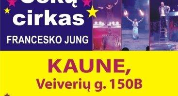 Čekų cirkas Francesko Jung Kaune