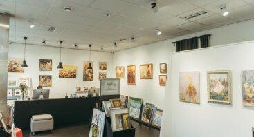 Aretos Didžionienės tapybos paroda