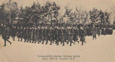 Nepriklausomybės kovos Dzūkijoje 1919–1923 m.
