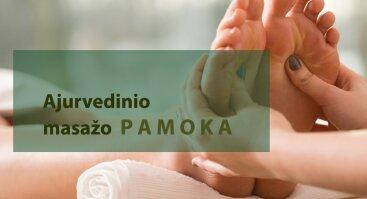 """Ajurvedinio masažo ir savimasažo pamoka; Moterų klubas """"DVARAKA"""""""