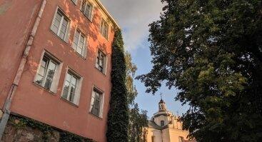 Netikėti Vilniaus Senamiesčio kiemeliai