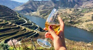 Kelionė į Douro upės slėnį Portugalijoje