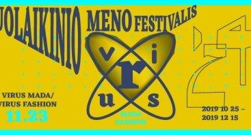 Šiuolaikinio meno festivalis VIRUS'24