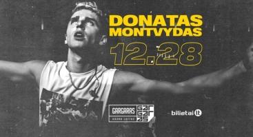Donatas Montvydas | Gargaras