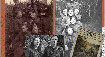 """Paskaita """"Lietuvos partizanų genealoginiai tyrimai: vienas ar du gyvenimai?"""""""