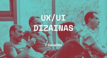 UX/UI DIZAINAS