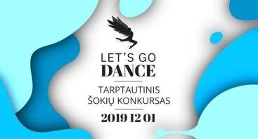 """Tarptautinis šokių konkursas """"Let"""