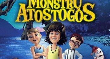 """Animacinis kino filmas """"Monstrų atostogos"""" (dubliuotas lietuviškai)"""
