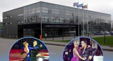 """Tarptautinio reitingo sportinių šokių varžybos """"Kaunas Open 2019"""""""