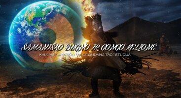 Šamaniško Būgno ir Gongo Sielos Kelionė