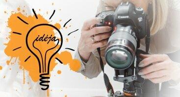 Šiuolaikinė fotografija ir idėjų generavimas (foto seminaras)