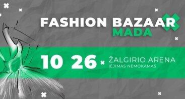 Fashion bazaar MADA Kaunas