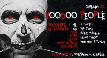 Voodoo People / 31.10
