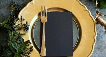 Naujųjų metų vakarienė Astorija Brasserie
