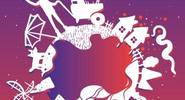 """Gianni Rodari """"Pasakos telefonu"""" su Kalėdų senelio programa - užsakomieji spektakliai gruodžio 10-29 d. 10, 12, 14, 16, 18 val."""