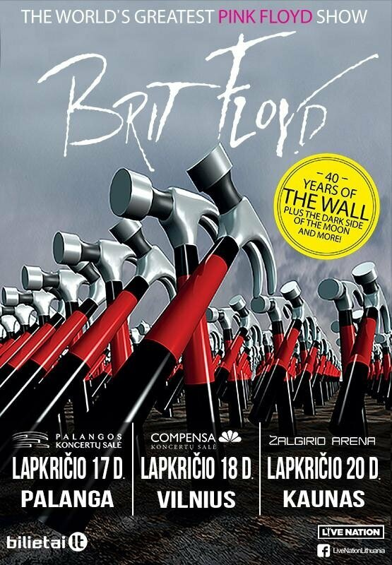 Brit Floyd - The World