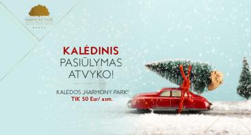 Kalėdos HARMONY PARK