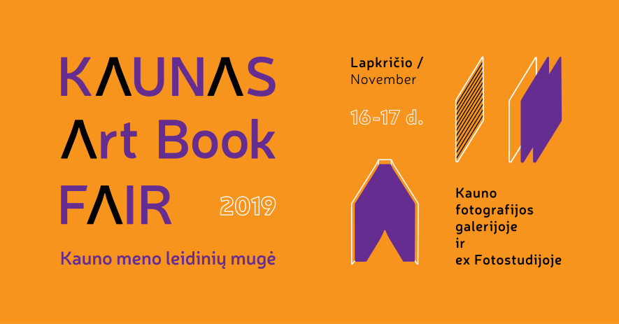 Kaunas Art Book Fair 2019