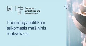 IMIC kursai: Duomenų analitika ir taikomasis mašininis mokymasis