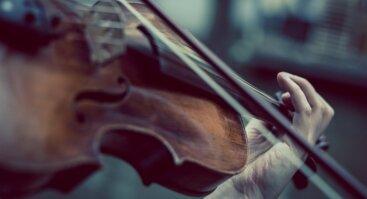 """Literatūrinė muzikinė kompozicija """"Romanso romantika"""""""
