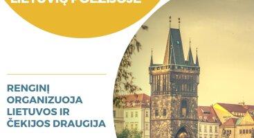 """Renginys """"Čekiški motyvai lietuvių poezijoje"""""""