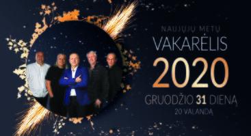"""Naujieji metai Žemaityje su grupe """"Vairas"""" ir """"Ritmas kitaip"""""""