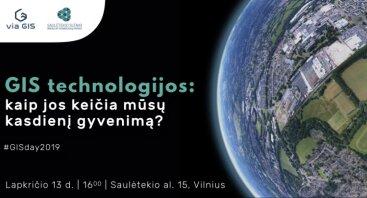 GIS technologijos: kaip jos keičia mūsų kasdienį gyvenimą?