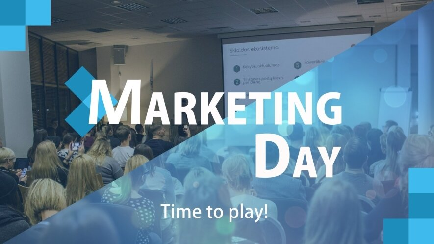 Marketing Day - Time To Play!
