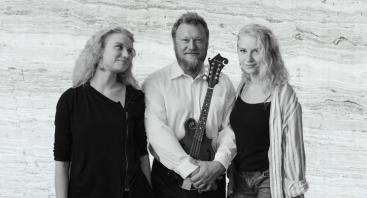Andrijauskų trio. CD pristatymas| Kauno lėlių teatras