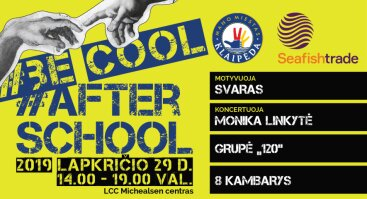 #BEcool #AFTERschool