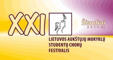 XXI Lietuvos aukštųjų mokyklų studentų chorų festivalis