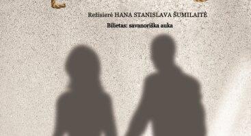"""Ponios Hanos teatras Garliavoje: komedija """"Įprotis"""""""