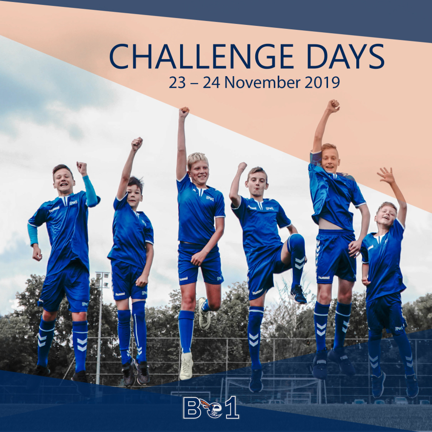 BE1 NFA Challenge Days