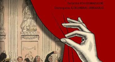 """J.Strauss 2-jų dalių operetė """" Vienos kraujas"""""""