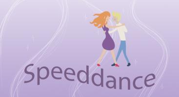 """Pasimatymas šokyje """"Speeddance"""", grupė 24-35 m. Vilnius"""