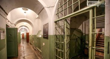 Ekskursijos po Buvusi KGB vidaus kalėjimą