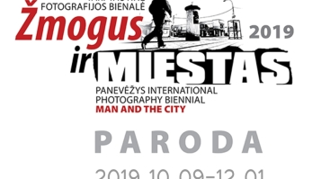 PANEVĖŽIO TARPTAUTINĖ FOTOGRAFIJOS BIENALĖ