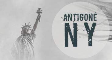"""Taško Teatras: spektaklis """"Antigonė Niujorke"""""""