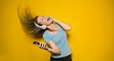 Šiuolaikinio dainavimo mokymai jaunimui