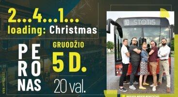 2... 4... 1... Loading: Christmas | Impro241