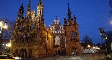 Vilniaus tapatybės ekskursija: Top vietos