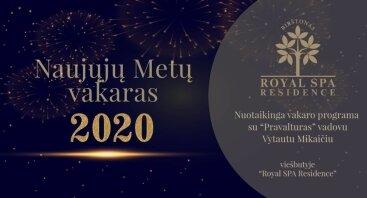 Naujųjų Metų vakaras 2020