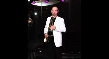 Jaukus vakaras su saksofonistu Pranu Stropumi