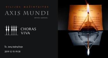 """Mistinė kantata """"Axis Mundi"""""""