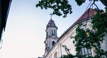 PAŽINK RAMINTOJĄ (nemokama ekskursija po Švč. Mergelės Marijos Ramintojos bažnyčią)