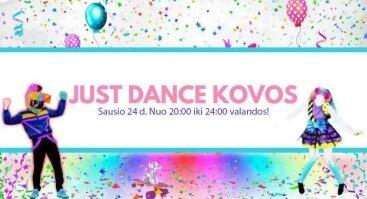 Just Dance Kovos 2020-01-24