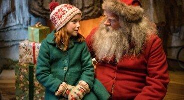 Kalėdiniai kino seansai šeimai