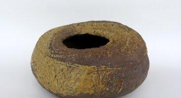 """Dormantės ir Jurgio Penkinski keramikos darbų paroda """"Žemės skarba"""""""