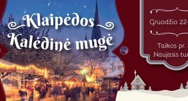 Klaipėdos kalėdų mugė
